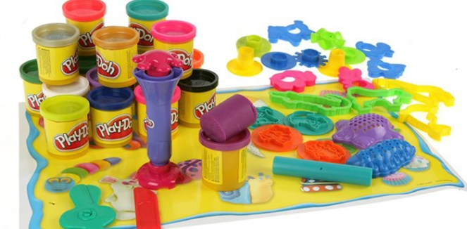 pate à modeler Play-Doh